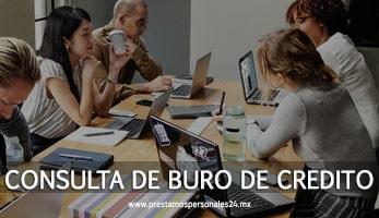 Consulta de Buro de Credito