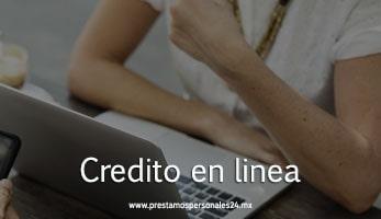 Credito en linea