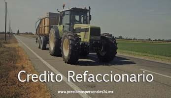 Credito refaccionario