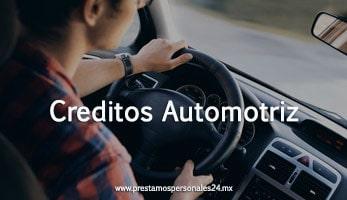 Creditos Automotriz