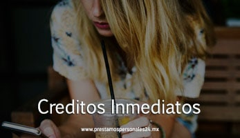Creditos Inmediatos