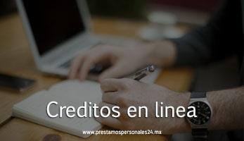 Creditos en linea