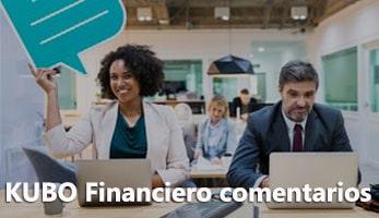 KUBO Financiero comentarios
