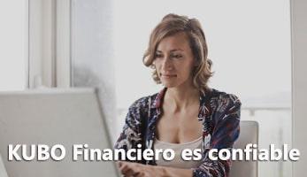 KUBO Financiero es confiable
