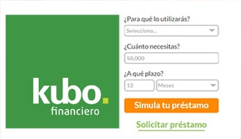 KUBO Financiero simulador
