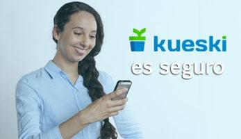 KUESKI es seguro