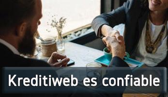 Kreditiweb es confiable