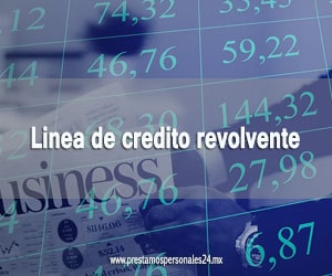 Linea de credito revolvente