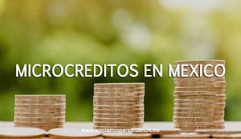 Microcreditos en Mexico