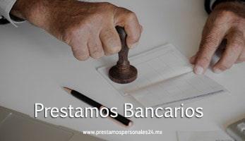 Prestamos Bancarios
