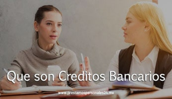 Que son Creditos Bancarios