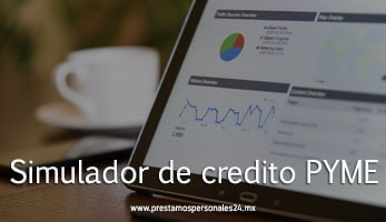 Simulador de credito PYME
