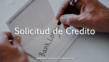 Solicitud de Credito