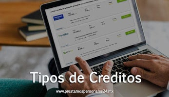 Tipos de Creditos