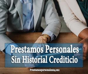prestamos personales sin historial crediticio