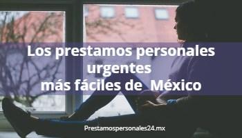 prestamos personales urgentes